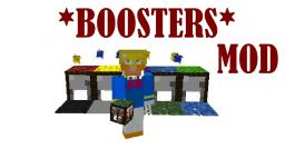 Minecraft Booster's Mod {1.4.7} {FORGE} {SERVER} {SINGLEPLAYER} BOOST YOUR SELF INTO THE AIR!
