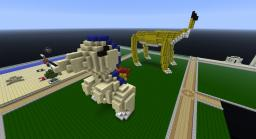 Pokemon (Made from friends) Minecraft Map & Project