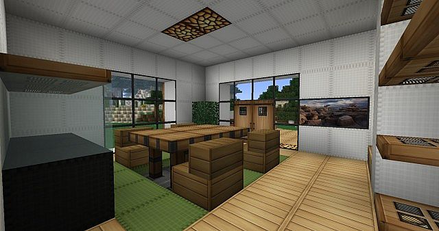Cape cod house furnished minecraft project for Cape cod chat rooms