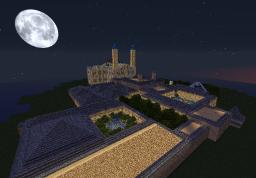 Iomise Temple (An_Adventure_Map) Minecraft