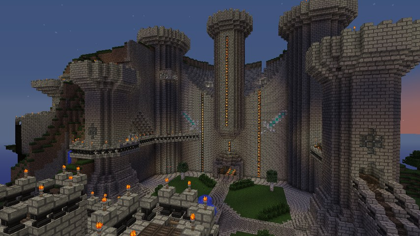 15 Craft Kingdom Pvp Factions Creative World