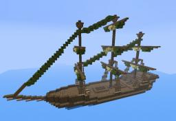 Trading Ship Minecraft Map & Project