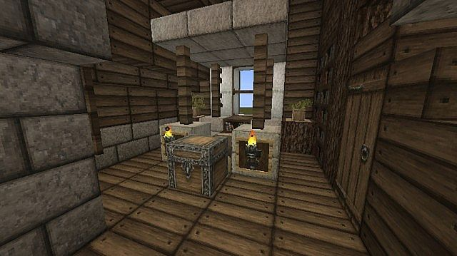 La maison du bonheur minecraft project for La maison du carrelage blagnac