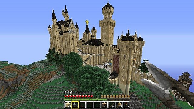 Neuschwanstein Castle 1921136 on Neuschwanstein Castle Floor Plan Minecraft