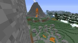 Lord of the rings inspired map 4 IN 1 Minecraft Map & Project