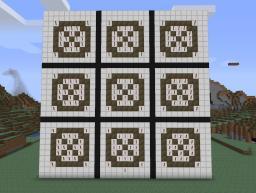 Tic tac toe machine Minecraft Map & Project