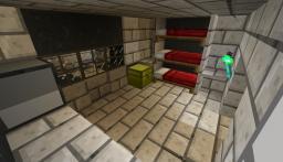 Shugnk's Castle Build - Tekkit 3.1.2 Minecraft Map & Project