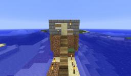 mahois temple Minecraft Project