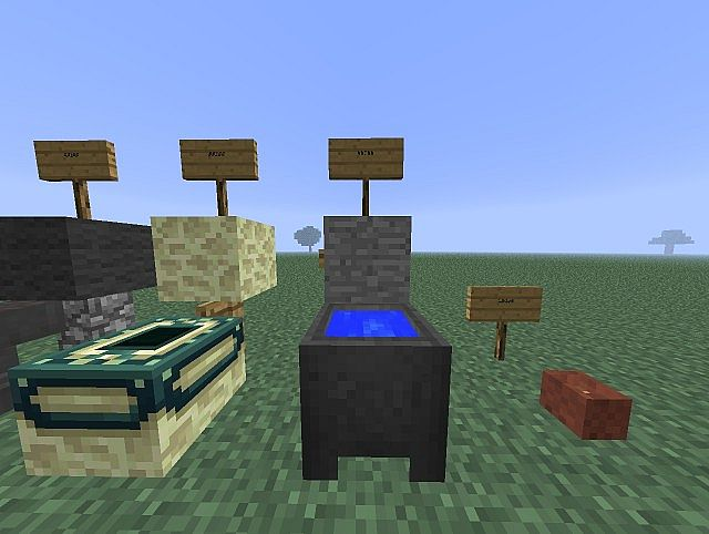 Choose Your Toilet Minecraft Project