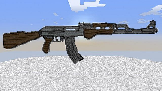 fallout 3 weapon schematics with Guns In Minecraft Kap 40 Ak 47 on Gatling laser  Fallout 4 together with Wmd likewise 3d Printing together with Little Boy as well .