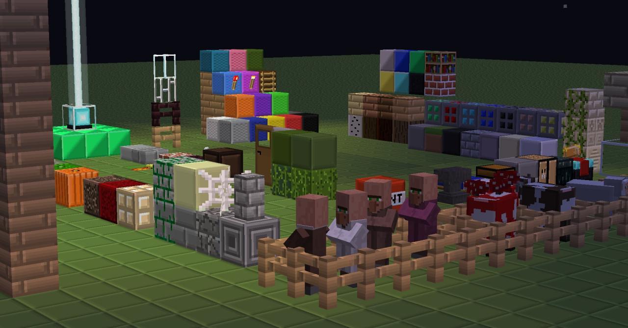 minecraft boxcraft texture pack