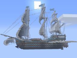 Seraph Skycruiser Minecraft