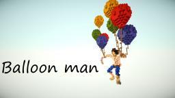 Balloon Man Minecraft