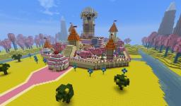 The Land of Ooo - Adventure Time Minecraft Project