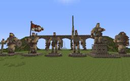 The Evil Sketch's Statues Minecraft Map & Project