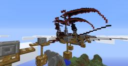 Old Adventure Map Build Minecraft Project