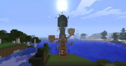The Elder Tree (With Steve and Jake! :D ) Minecraft Blog