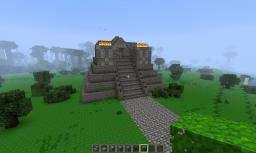 Aztec Pyramid Minecraft Map & Project