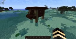 witch house survival Minecraft Map & Project