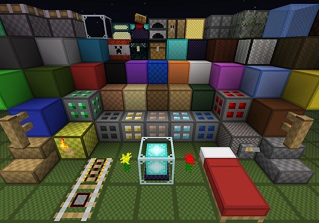 Simple Craft Minecraft Texture Pack