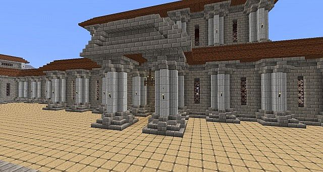 Imperial Palace Minecraft Project
