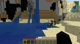Sand Springs Minecraft Map & Project