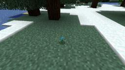 Cyan Flowers Mod Minecraft Mod