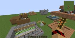 Automatic Farms Minecraft Project