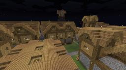 Medieval Town #1: Grommsheim Minecraft Map & Project