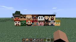 FamousMinecrafters [1.4.7] *Updated Paintings* Minecraft Texture Pack