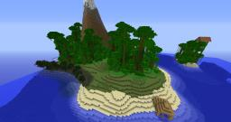 SurvivalGames map ISLAND Minecraft Map & Project