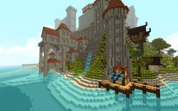 fortified town Minecraft Map & Project
