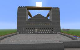 Castle maked by me and my friends Minecraft Map & Project