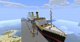 Titanic-Craft - Freebuild server [ORIGINAL] Minecraft Server