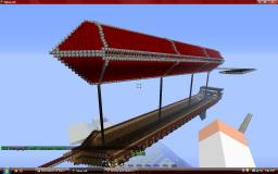 Airship Port! Minecraft Map & Project