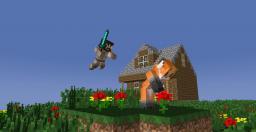 Aumus About To Kill SkyeRise (FTB-Tv People) Minecraft Map & Project
