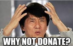 Where are the Donations? Minecraft Blog