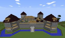 Small Castle (NinjaDesigns) Minecraft Map & Project