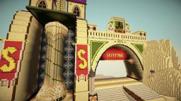 Nyre - An Arabian City Minecraft Map & Project