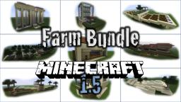Farm Bundle 1.6 Minecraft Map & Project