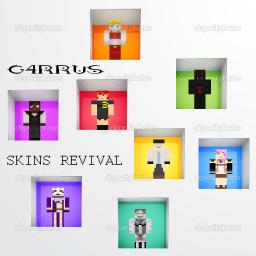 G4RRUS Skins Revival- Starting... NOW! Minecraft Blog