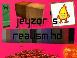 [1.5] Jeyzor's Realism HD [128x128] Minecraft Texture Pack