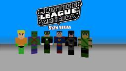 JLA skin series Minecraft Map & Project