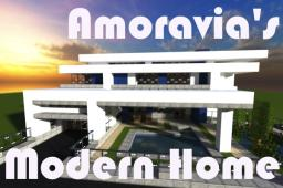 Modern Home ~Part 1~ [Contemp Inc.] Minecraft Map & Project