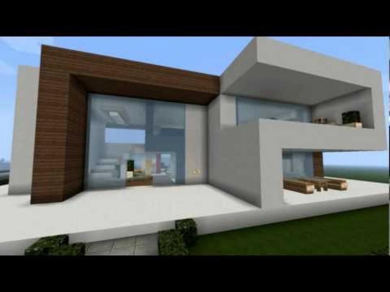 Tranquil minecraft project for Minecraft haus modern