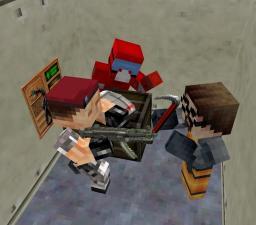 Half-Life Mod v3.2 REWRITTEN(Guns! More Blocks!)(DISCONTINUED) MC1.5.1 Minecraft Mod