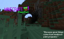 [1.4.6] [16x] PowerPack Minecraft Texture Pack