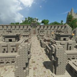 Skull Island - (King Kong 2005) Minecraft Map & Project
