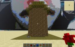 Redstone Tree Door Minecraft Map & Project