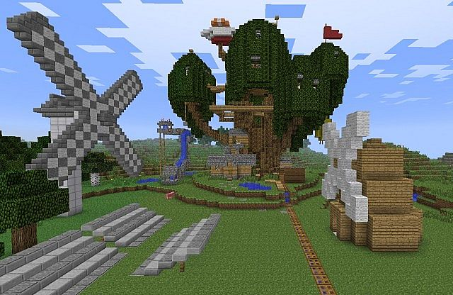 Wind Craft Minecraft Adventure